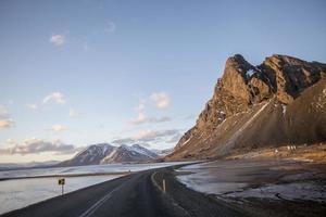 isländische Straße