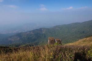 Landschaft bei Kew Mae Pan, Thailand