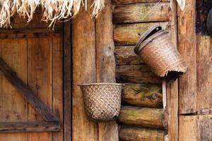 Werkzeuge der ethnischen Gruppe in Vietnam foto