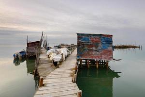 handwerklicher Pier von Carrasqueira in Alentejo