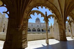 jeronimos kloster, lissabon, portugal