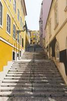Treppe in Lissabon foto