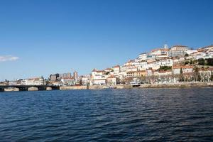 Stadtpanorama von Coimbra
