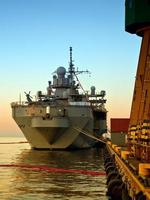 Kriegsschiff foto