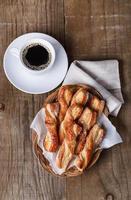 Sfogliatine ist ein traditionelles italienisches Dessert