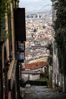 Napoli, Treppe des Heiligen Martino