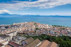 Neapel Bucht, Sorrent und Capri Insel, Italien