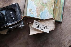 Text, den die Welt erwartet