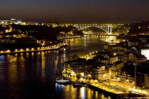 Porto in der Nacht