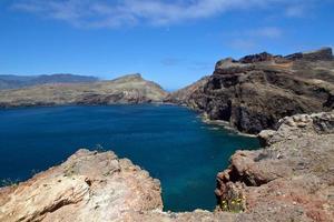 Madeira, Ponta Sao Lourenco Blick
