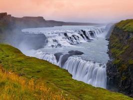 Golfoss Wasserfall