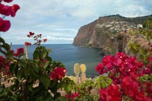 Madeira, Blick auf Cabo Girao