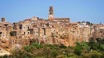 Dorf Pitigliano