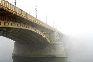Margaret Bridge Budapest