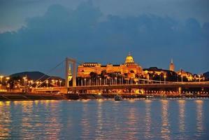 königliche Residenz in Budapest