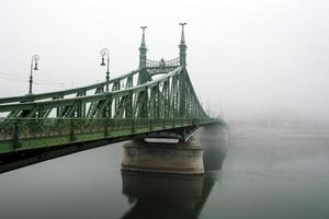 Freiheitsbrücke Budapest