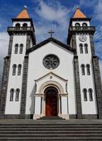 Kirche in Furnas von Sao Miguel