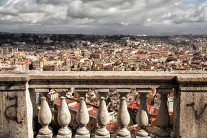 Napoli, Landschaft vom Heiligen Martino