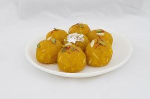 Motichoor Laddu Süßigkeiten