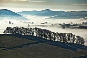 Peak District Mist