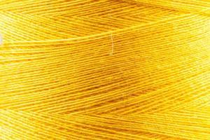 natürlicher Baumwollfaden foto