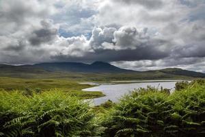 während der Reise in Schottland