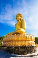 goldener Buddha. Thailand.