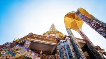 Relikte in einem Land Thailand