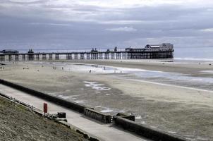 Blackpool, South Pier foto