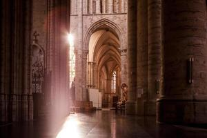 t. michael und st. Gudula Kathedrale foto