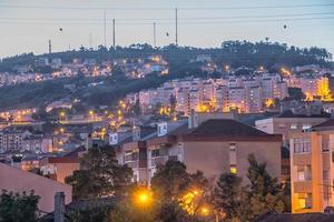 romantische Straße von Lissabon