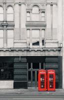 rote Telefonzelle