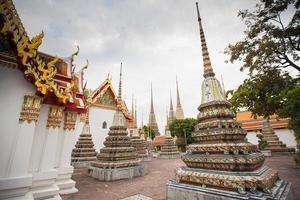 Thai Tempel Wat Pho in Bangkok foto