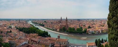 Panorama von Verona
