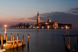 San Giorgio Maggiore im Morgengrauen