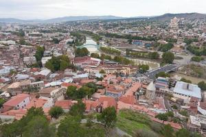 Tiflis, Georgien foto