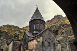 die kirche des geghard klosters