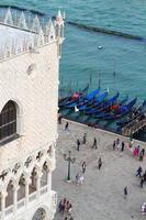 Palast der Dogen, Venedig, Italien