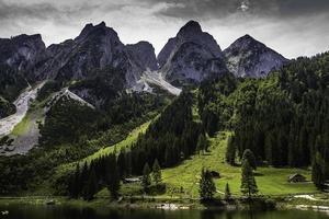 hallstatt, österreich foto