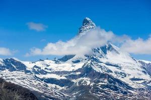 matterhorn - zermatt, schweiz foto