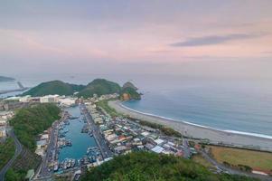 Suao Hafen in Taiwan foto