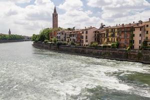 Blick auf Verona