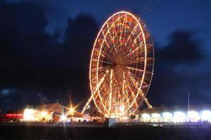 Riesenrad im Blackpool Pier