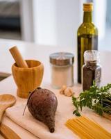 Rüben- und Kochzubehör foto
