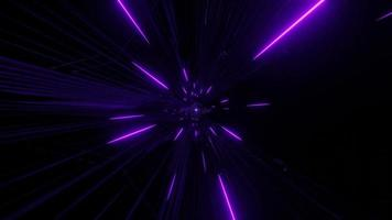 futuristischer Science-Fiction-Hintergrund