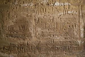 Karnak Tempel foto