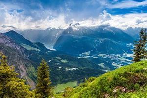 bayerische alpen foto