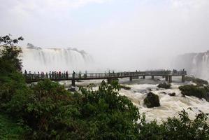 Iguazu fällt, Brasilien und Argentinien