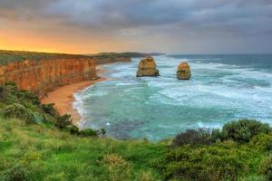 die erstaunlichen zwölf Apostel in Australien