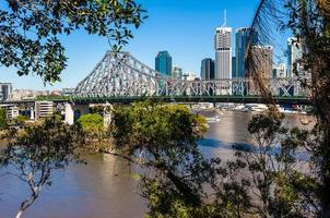 Australien. Storybridge, Brisbane